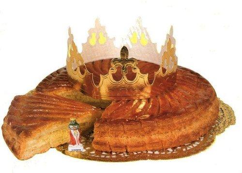 Mademoiselle macaron - Galette des rois image ...