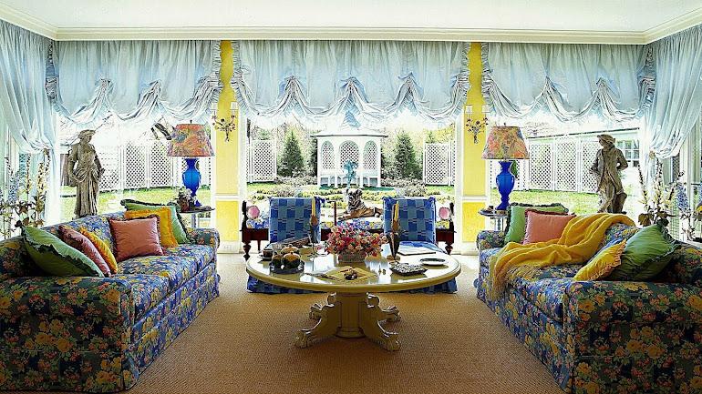 Interior Room terrace
