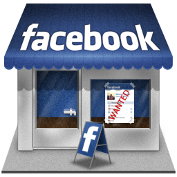 Facebook Shop Logo Image Icon