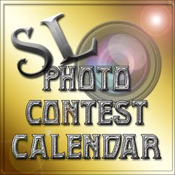 SecondLife Photo Contest Calendar