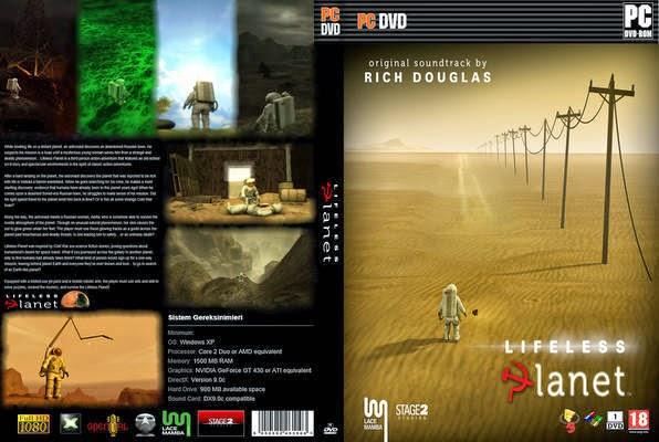 Download Lifeless Planet Multi5 Cracked 3DM PC FullRip Lifeless Planet Front Cover 90493