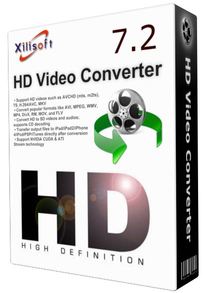Xilisoft HD Video Converter 7.8.6 Build 20150130 Multilanguage
