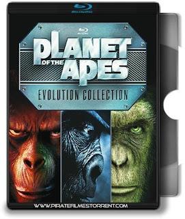 Coleção O Planeta dos Macacos