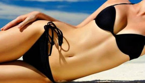 5 Formas de tener una barriga plana