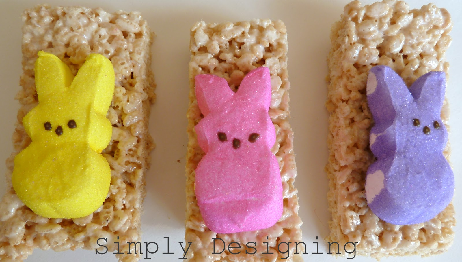 Rice Krispies Peeps {Peep Week Day 4}