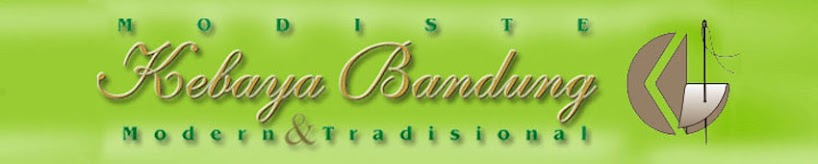 Kebaya Bandung, Penjahit dan Produsen Busana Kebaya Tradisional dan Modern