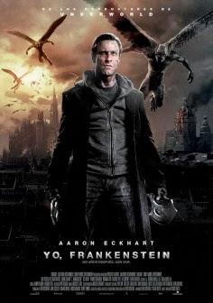 ver Yo Frankenstein / I Frankenstein (2014)
