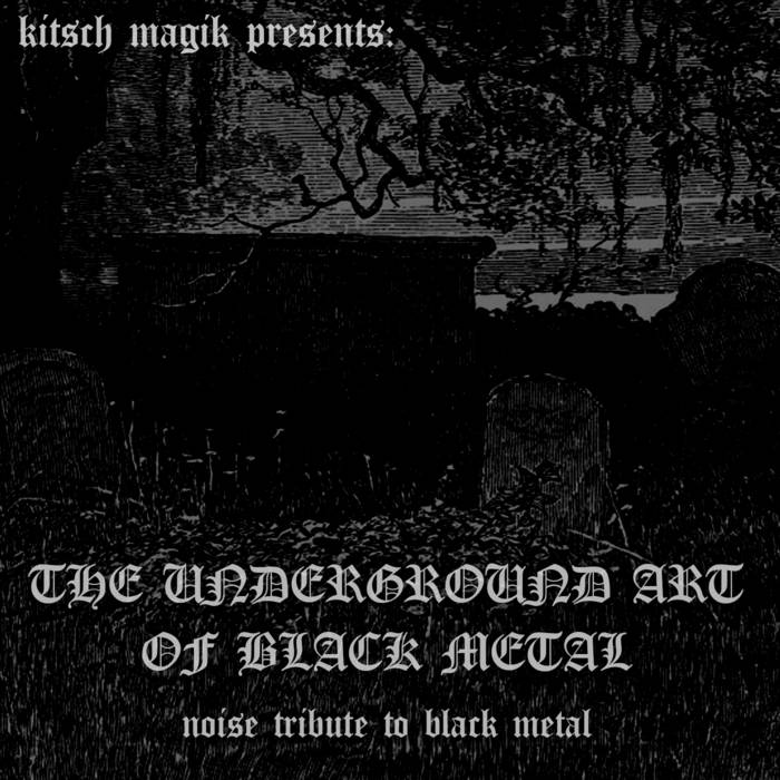 THE KITSCH MINISTRY OF SATANIC MAGIK - The Underground Art Of Black Metal