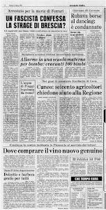 LA STAMPA 14 MAGGIO 1975
