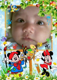 Happy birthday my little girl