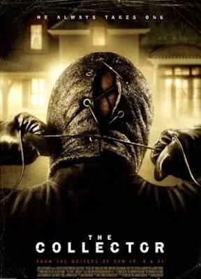 The collector (2011). película aventuras oferta