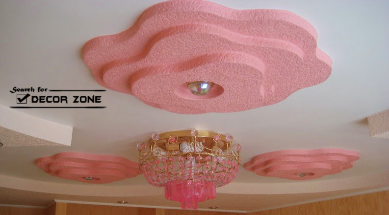 gypsum board ceiling designs for living room 2015