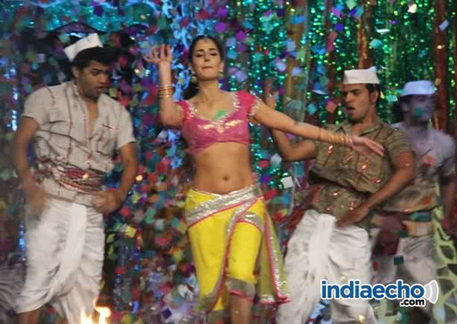 Katrina Kaif hot chikni Chameli1 - Katrina Kaif Chikni Chameli Dance Pics at Colors Awards