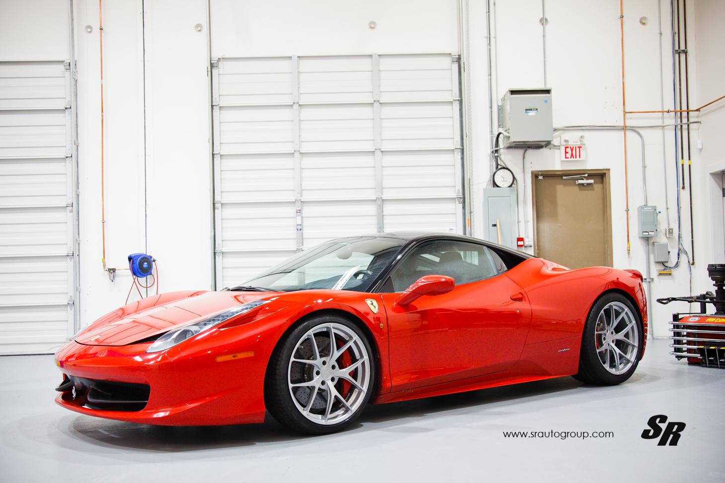 Cars Gto 2013 Sr Auto Ferrari 458 Italia