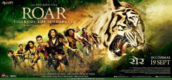 Roar - The Tigers of Sundarbans (2014) Movie Poster No. 4
