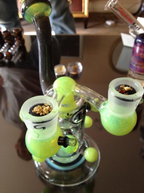 Double Bubbler Pipes Double Bowl Bubbler