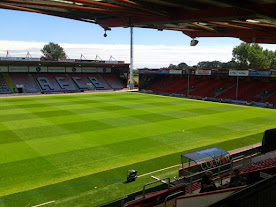 Dean Court's pitch is taking shape