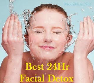 Best 24Hr Facial Detox
