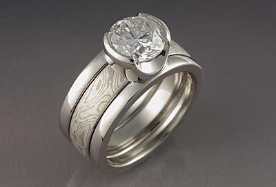modern wedding ring designs - Modern Wedding Rings