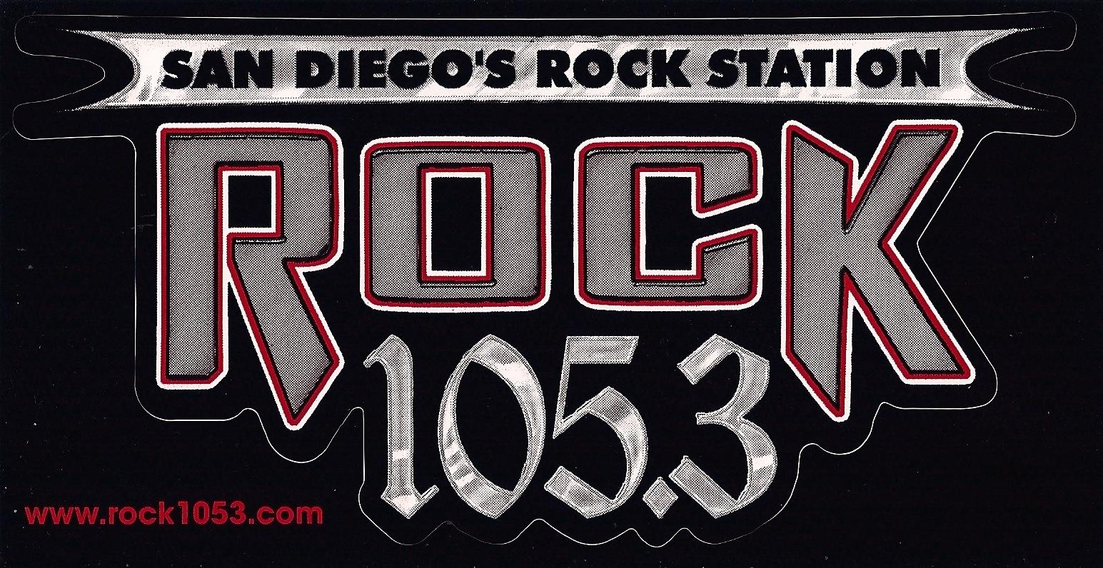 KIOZ-HD2 - Nitro Rock 105.3 FM San Diego, CA Radio Online