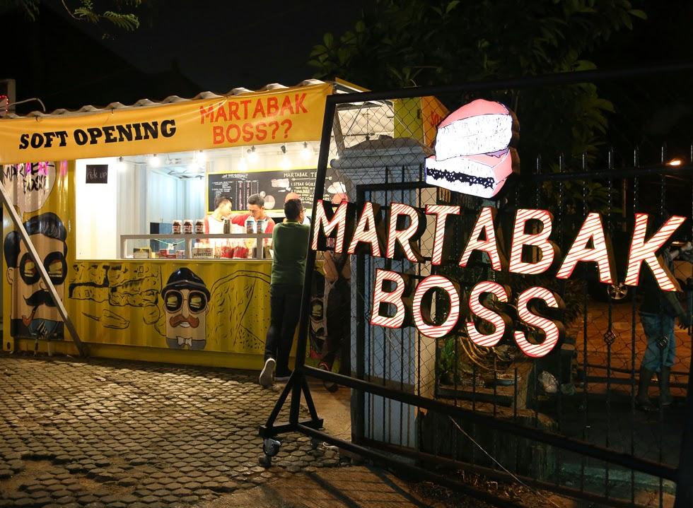 Martabak Boss Paling Enak di Jakarta