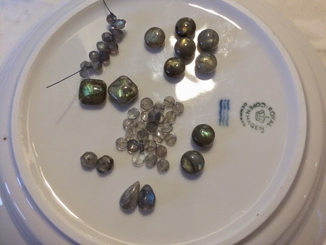 Kaffesoesters Labradorite collection
