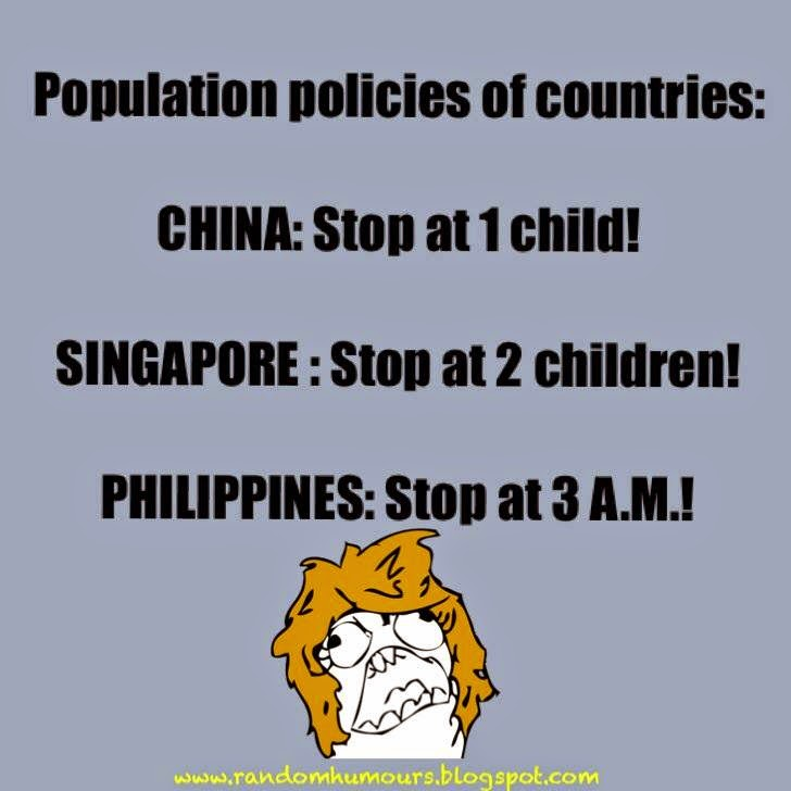 Population policies of the countries