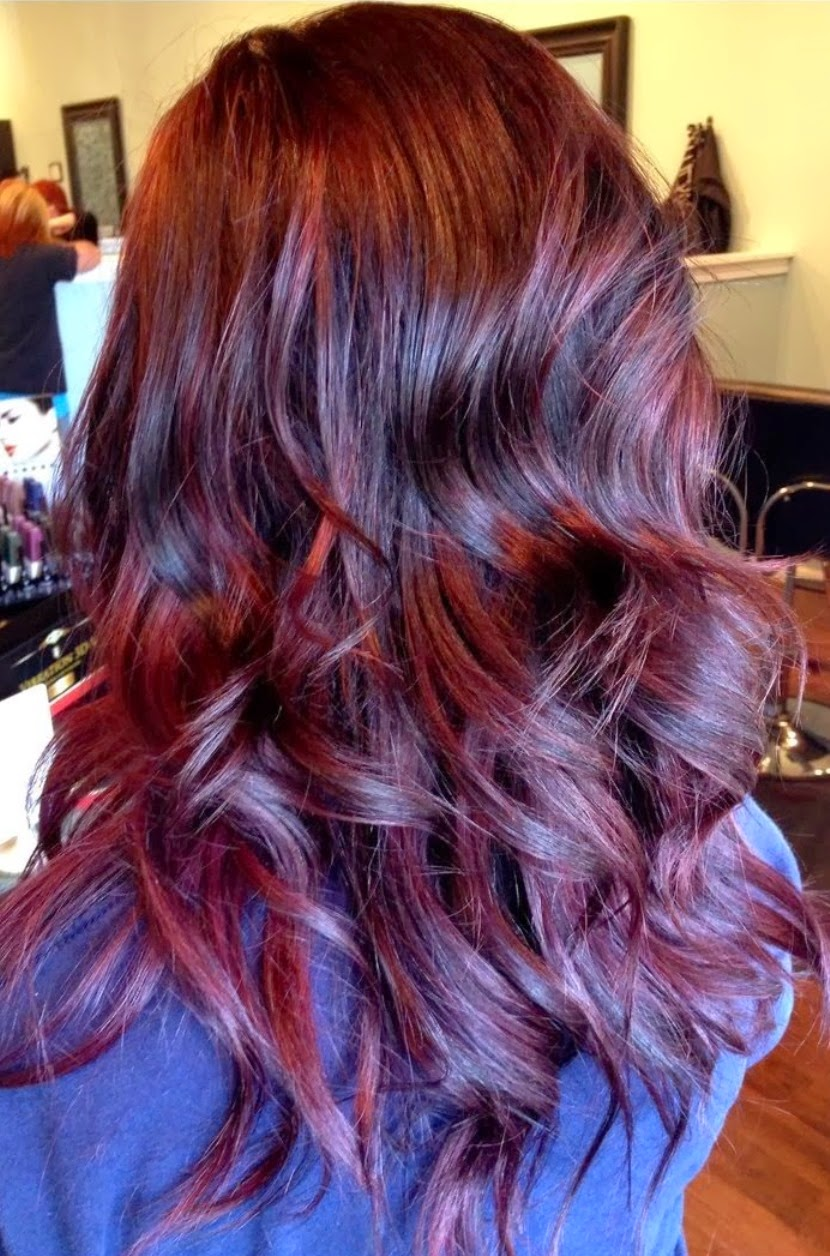 Black Hair Dye Over Highlights Trendy Hairstyles In The Usa