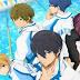 Divulgado mais informações sobre o anime Free!