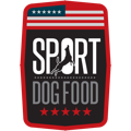 We happily feed Sport Dog Elite food!