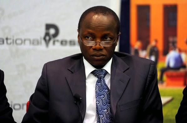 Collins Chabane Menteri Afrika Selatan