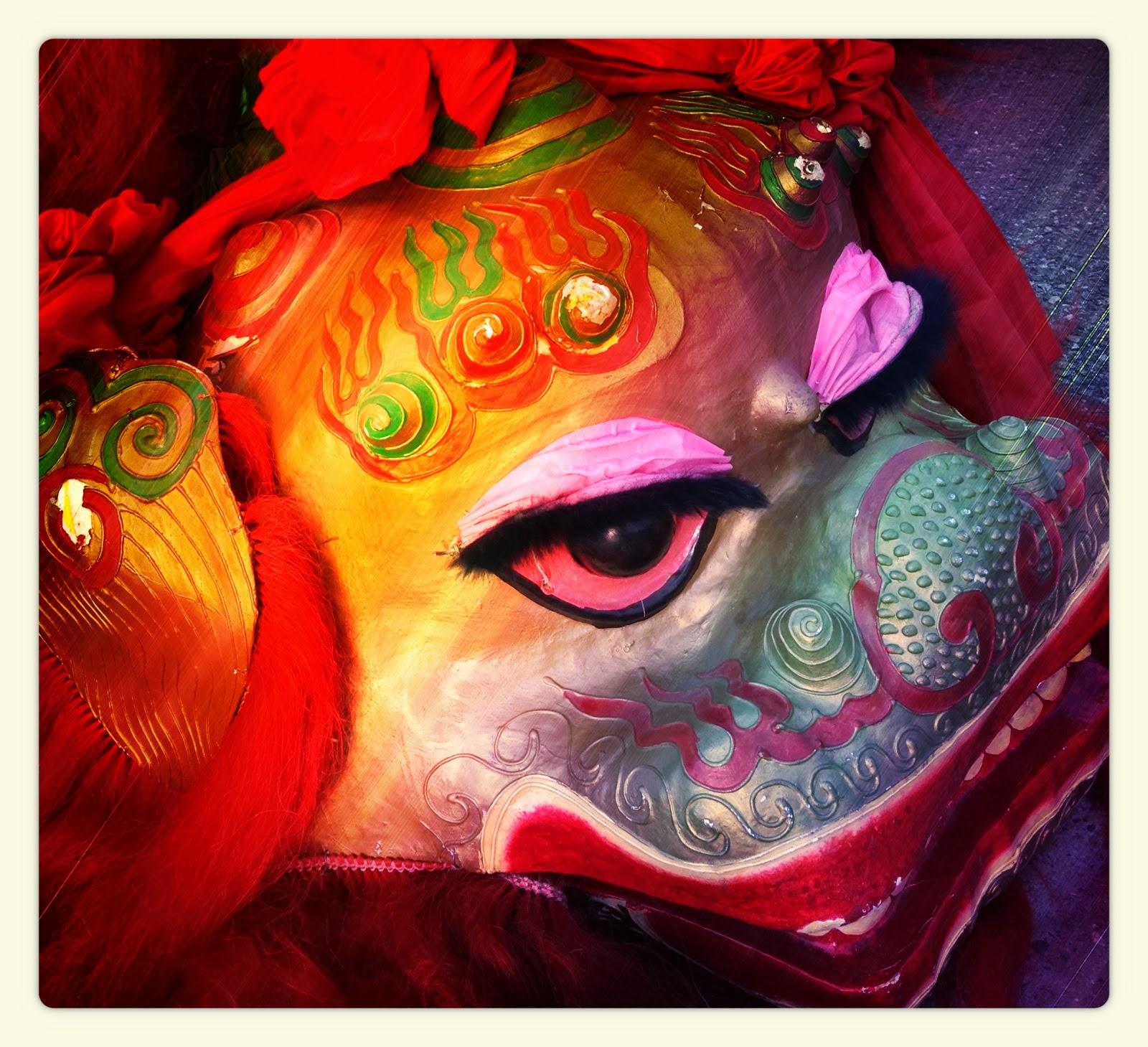 capodanno cinese a Milano, domenica 2 febbraio 2014