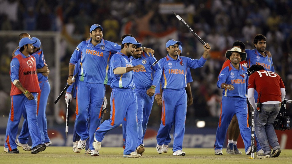 india winning the 2012 cricket world India's unbeaten record against pakistan in icc world cups has been kept intact (till sep 30, 2012, the last time they met), with india winning five times in the 50-over version and thrice in the t20 format.