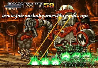 Metal slug 1 download full version