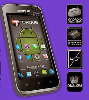 Torque DROIDZ QUAD Specs and Price