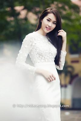 Foto Model Cewek Cantik Asal Thailand