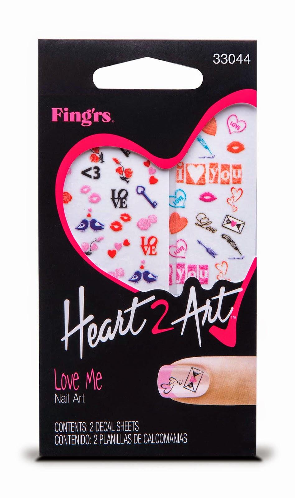 Heart2Art - Love Me