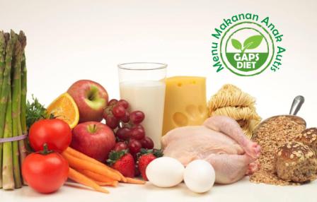 Resep Makanan Sehat Anak Autis Selama 30 Hari