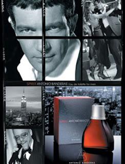 Perfume Masculino Spirit Antonio Banderas