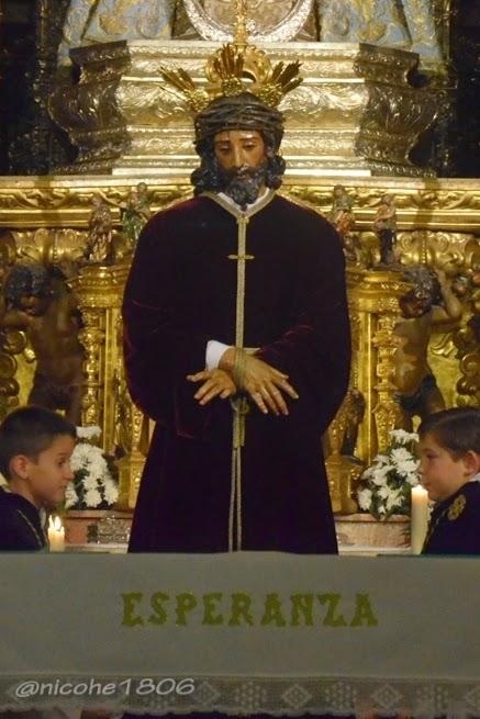 Nuestro Padre Jesús de la Sentencia - Sevilla