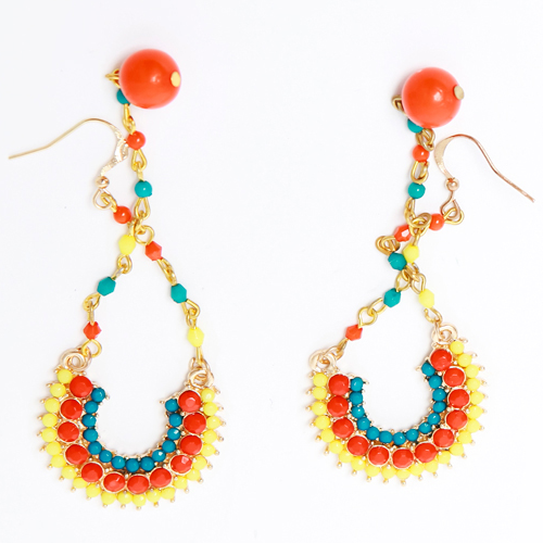 San Jose Chandelier Earrings