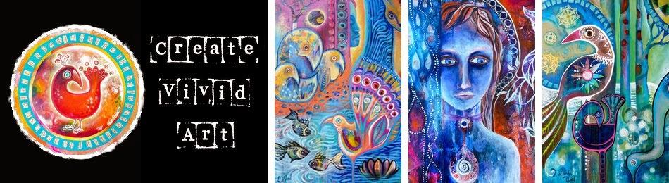 Create Vivid Art