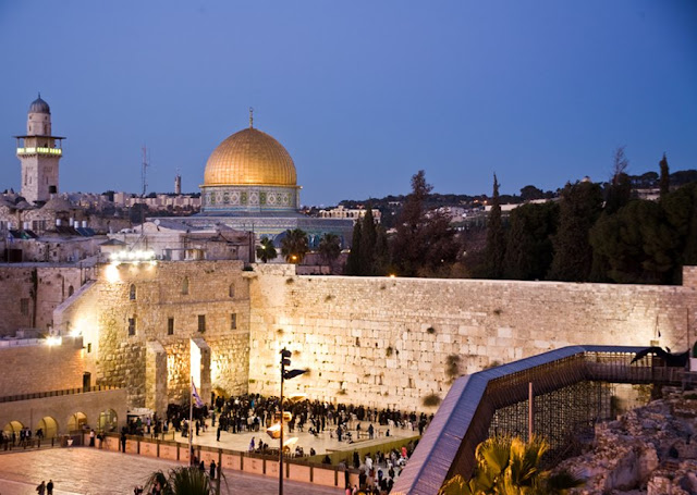 Holiday Fans travel the World RTW -family activities Budget Travel Jerusalem