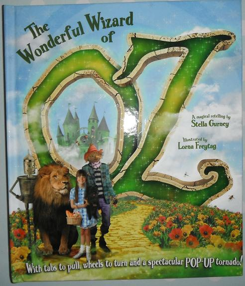 Book Review: The Wonderful Wizard of Oz (1900) by L. Frank Baum