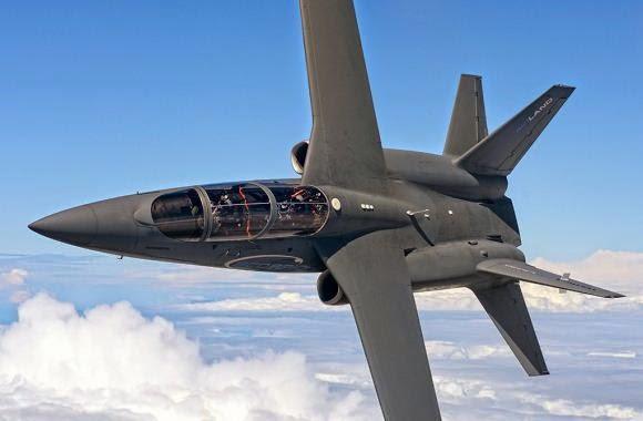 Scorpion, Menjembatani kesenjangan pesawat tempur performa tinggi dan pesawat turboprop