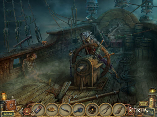 Sea Legends: Phantasmal Light Collector's Edition Screenshot 4