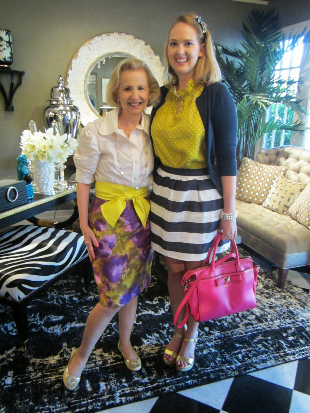 Last Month, Yvonne Crum (my Friend And Favorite Philanthropist) Attracted A  Large Crowd Of Fashion Fanatics, Furniture Fiends, And Foodies To Kathy  Adams ...