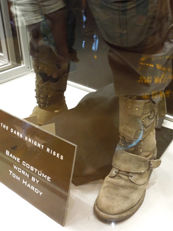 Bane costume boots