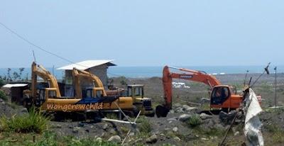 lokasi tragedi penambangan pasir lumajang
