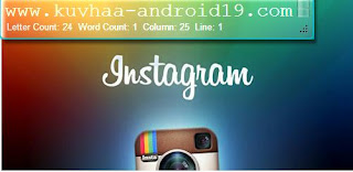 INSTAGRAM 1.0.3 APK ANDROID
